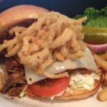BBQ Pulled Pork Sandwich | Sandwich Menu | Restaurants Allen, TX | TwoRows Classic Grill