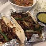 Dallas Brisket Tacos | Best-Mex Menu | Restaurants Allen, TX | TwoRows Classic Grill
