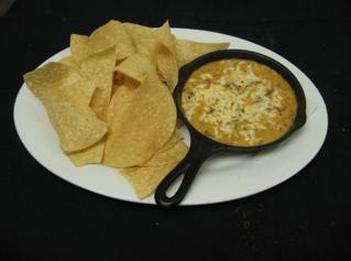 Cajun Seafood Fondue | Appetizers | Restaurants Allen, TX | TwoRows Classic Grill