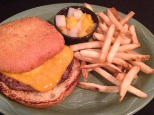 Burger | Kid's Menu | Restaurants Allen, TX | TwoRows Classic Grill