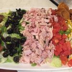 Bryces' Chef Salad | Soup & Salad Menu | Restaurants Allen, TX | TwoRows Classic Grill