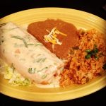 Chicken Chimichanga | Best-Mex Menu | Restaurants Allen, TX | TwoRows Classic Grill