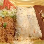 Chicken Enchiladas | Enchilada Menu | Restaurants Allen, TX | TwoRows Classic Grill
