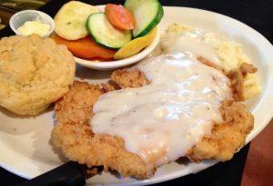 Chicken Fried Steak Dinner Deals in Allen TX