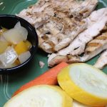 Grilled Chicken & Veggies | Kid's Menu | Restaurants Allen, TX | TwoRows Classic Grill