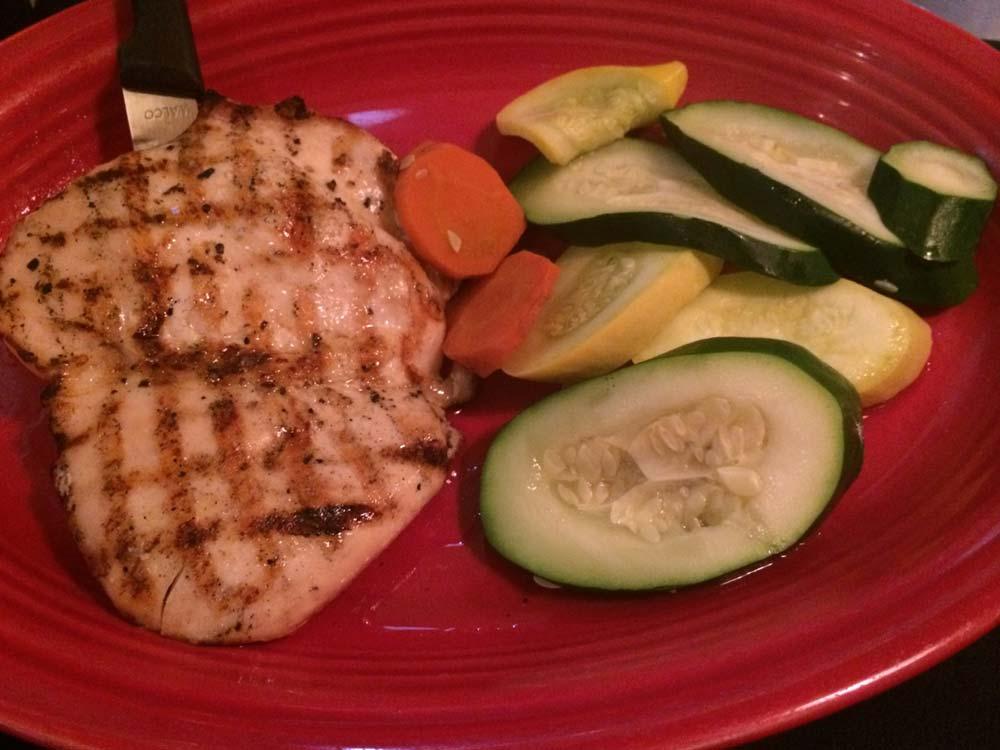 Fit for Life Chicken | Gluten Friendly Menu | Restaurants Allen, TX | TwoRows Classic Grill