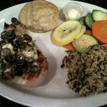 Greek Chicken | Specialties Menu | Restaurants Allen, TX | TwoRows Classic Grill