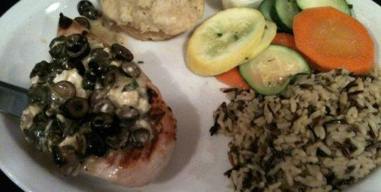 Greek Chicken   Specialties Menu   Restaurants Allen, TX   TwoRows Classic Grill