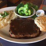 Homestyle Grilled Meatloaf | Specialties Menu | Restaurants Allen, TX | TwoRows Classic Grill