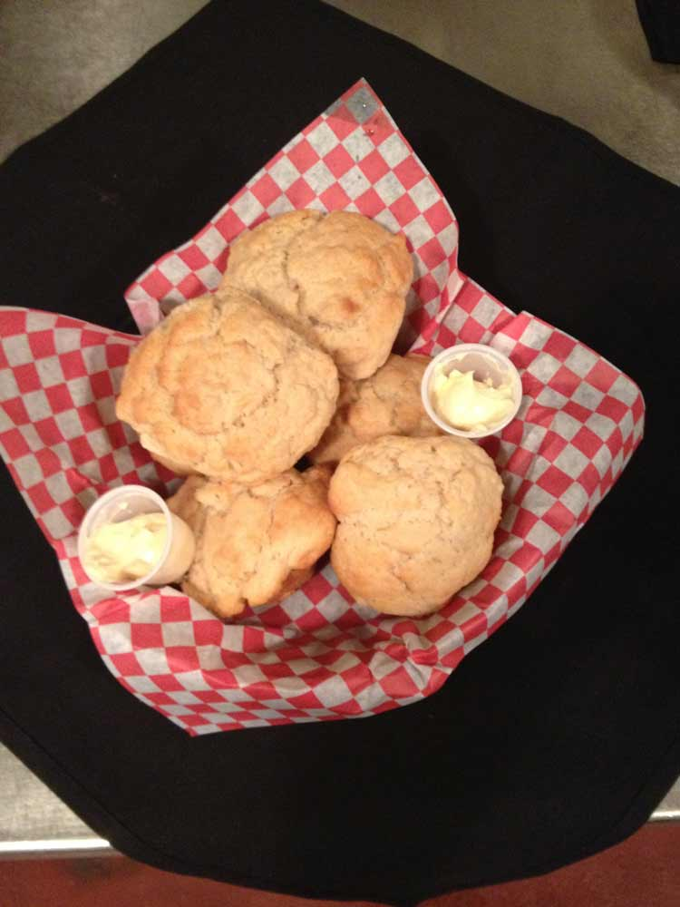Honey Blonde Beer Muffins | Appetizers | Restaurants Allen, TX | TwoRows Classic Grill