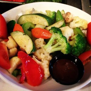 Honey Blonde Vegetable Plate | Soup & Salad Menu | Restaurants Allen, TX | TwoRows Classic Grill
