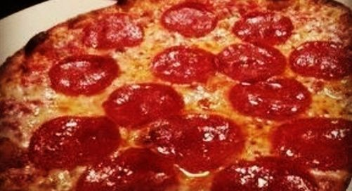 Itza Pepperoni Pizza | Wood-Fired Brick Oven Pizza | Restaurants Allen, TX | TwoRows Classic Grill