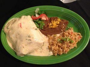Jan's Burrito | Best-Mex Menu | Restaurants Allen, TX | TwoRows Classic Grill