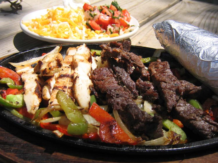 Fajitas Combo Lunch Deal in Allen TX
