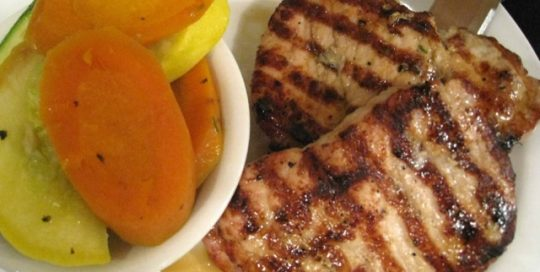 Mana's Pork Chops | Specialties Menu | Restaurants Allen, TX | TwoRows Classic Grill