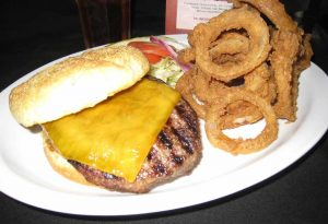 Old Fashioned Burger | Best Burgers | Restaurants Allen, TX | TwoRows Classic Grill
