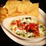 Spinach Artichoke Dip | Appetizers | Restaurants Allen, TX | TwoRows Classic Grill