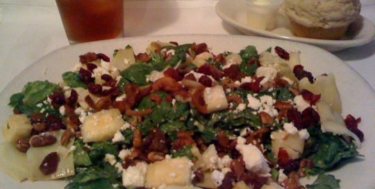 The Spinnaker Salad | Soup & Salad Menu | Restaurants Allen, TX | TwoRows Classic Grill