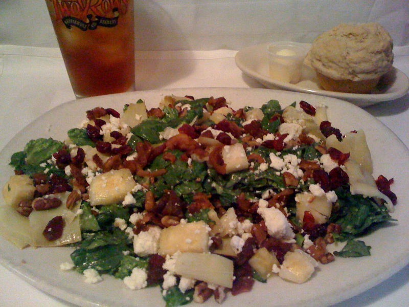 The Spinnaker Salad | Soup & Salad Menu | Restaurants Allen, TX | TwoRows Classic Grill