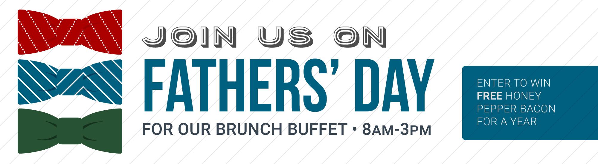Brunch Buffet on Father's Day | Allen, TX