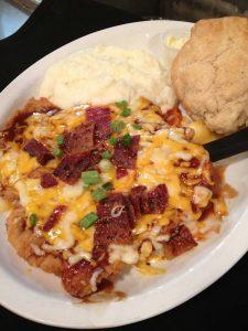 Cowboy Chicken | Specialties Menu | Restaurants Allen, TX | TwoRows Classic Grill