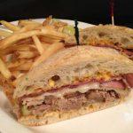 Cuban Sandwich | Sandwich Menu | Restaurants Allen, TX | TwoRows Classic Grill
