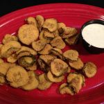 Fried Pickles | Gluten Friendly Menu | Restaurants Allen, TX | TwoRows Classic Grill