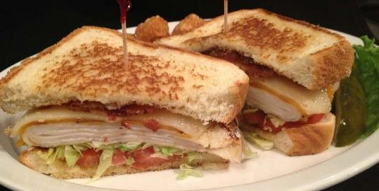 Grilled Turkey Melt Sandwich | Sandwich Menu | Restaurants Allen, TX | TwoRows Classic Grill