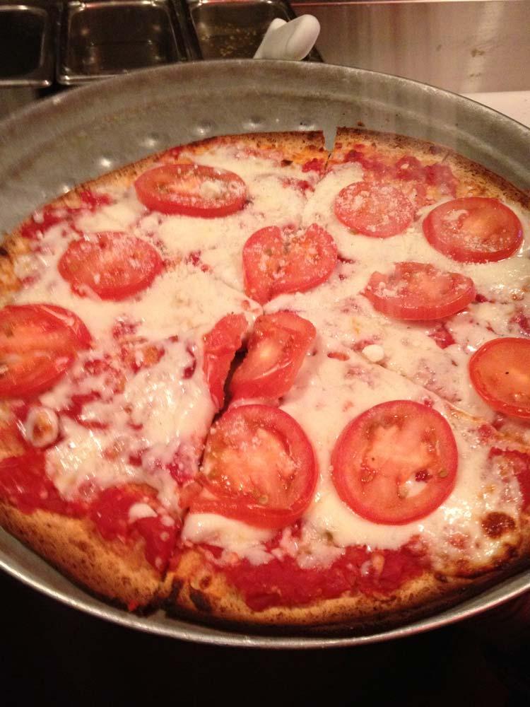 Gourmet Pizza with Gluten Friendly Crust | Gluten Friendly Menu | Restaurants Allen, TX | TwoRows Classic Grill