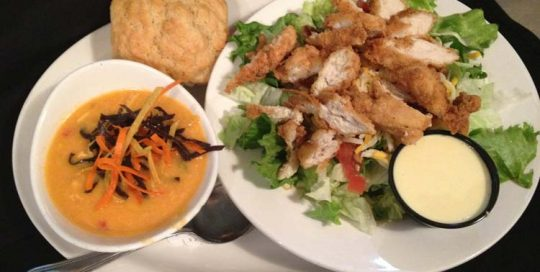 Salad & Soup Combo | Soup & Salad Menu | Restaurants Allen, TX | TwoRows Classic Grill