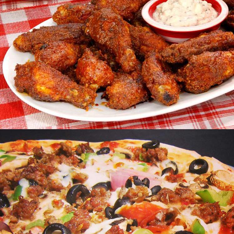 Monday Dinner Deal - BOGO FREE Pizza