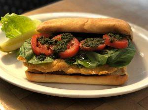 Fricken Chicken Sandwich | Sandwich Menu | Restaurants Allen, TX | TwoRows Classic Grill