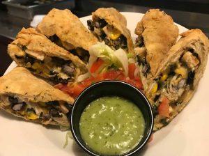 Southwest Egg Rolls | Appetizers | Restaurants Allen, TX | TwoRows Classic Grill