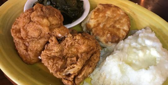 Baine's Fried Chicken | Brunch Menu | Restaurants Allen, TX | TwoRows Classic Grill