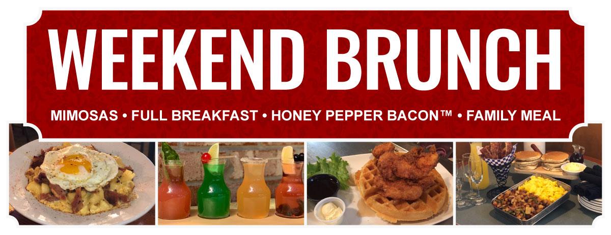 Weekend Breakfast Brunch in Allen, TX