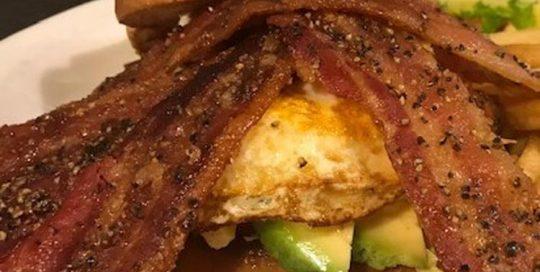 BLT&E | Brunch Menu | Restaurants Allen, TX | TwoRows Classic Grill