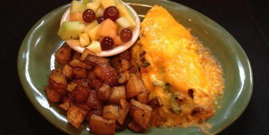 Build Your Own Omelet | Brunch Menu | Restaurants Allen, TX | TwoRows Classic Grill