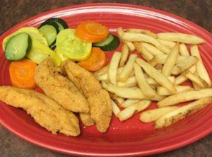 Fried Chicken Tenders | Gluten Friendly Menu | Restaurants Allen, TX | TwoRows Classic Grill